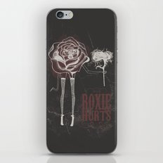 roxie hurts iPhone & iPod Skin