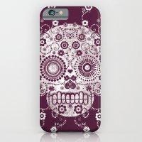 Sugar Skull iPhone 6 Slim Case