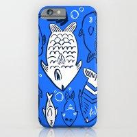 Poissons de La Mer iPhone 6 Slim Case