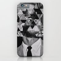 iPhone & iPod Case featuring Malcolm x by David