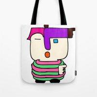 I'm Somebody Tote Bag