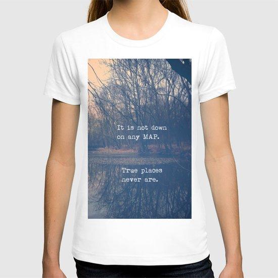 True Places T-shirt