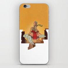 Flying Turtle iPhone & iPod Skin