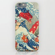 The Great Wave Off Kanto… iPhone 6 Slim Case