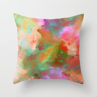 Waterscape 003 Throw Pillow