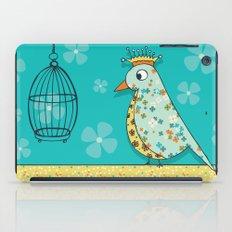 Tweedle De De iPad Case