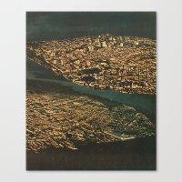 All Rise Canvas Print