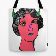 1922 Lila Lee portrait color Tote Bag