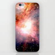 Space Nebula iPhone & iPod Skin
