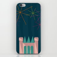 Princess Castle | Disney… iPhone & iPod Skin