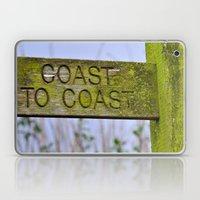 The Coast To Coast Laptop & iPad Skin