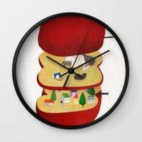 Ringo Wall Clock