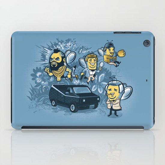Bee Team 2 iPad Case