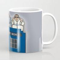 Party on, Who? Mug