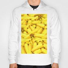Yellow Watercolor Banana… Hoody
