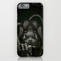 Sky Masters - It's Cold and Lonely in Space iPhone 6 Slim Case