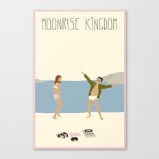 MOONRISE KINGDOM COVE Canvas Print