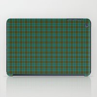 Canadian Fancy Tartan iPad Case