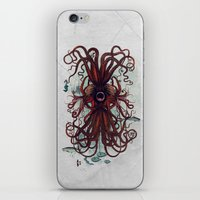 Cthulu iPhone & iPod Skin