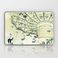 I can touch the sky Laptop & iPad Skin