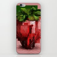 Rawberry iPhone & iPod Skin