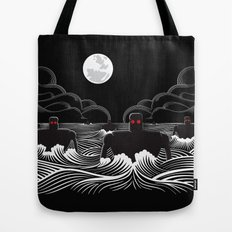 They Came At Night Tote Bag