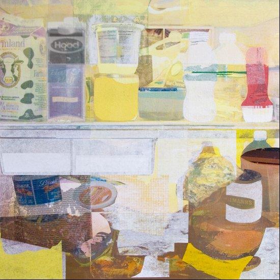 Starving Artist (J.K) Canvas Print