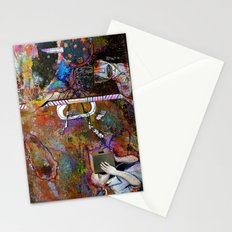 Evaporating on the Edges Stationery Cards