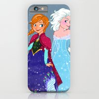 Frozen iPhone 6 Slim Case
