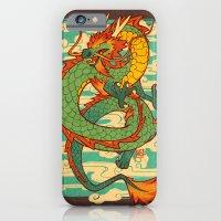 Serpent Of The Wind iPhone 6 Slim Case