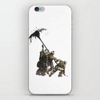 Liberation iPhone & iPod Skin