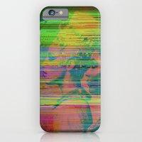 QUEENS GLITCH iPhone 6 Slim Case