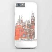 NYC Jefferson Market Library iPhone 6 Slim Case