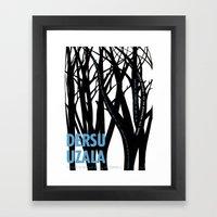 Dersu Uzala Framed Art Print