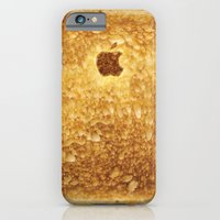 iPhone Cases featuring Toasted by Diego Tirigall
