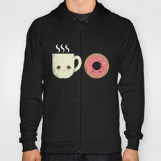 Coffee and Donut Buds Hoody