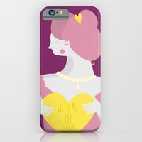 With All My Love  iPhone 6 Slim Case
