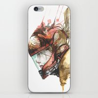 Zero Laser iPhone & iPod Skin