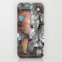 iPhone & iPod Case featuring Zebra and Lion by Garyharr