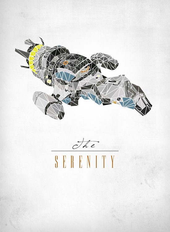 The Serenity Canvas Print