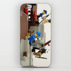 Lego Fight iPhone & iPod Skin