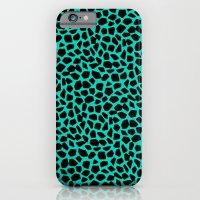Berlin Boombox Animal Pattern iPhone 6 Slim Case