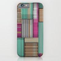 City Lines iPhone 6 Slim Case