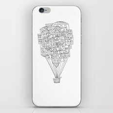REOCCURRING DREAMS (A) iPhone & iPod Skin