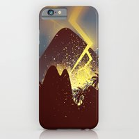 iPhone & iPod Case featuring Boom! (Cropped Version) by Martynas Pavilonis