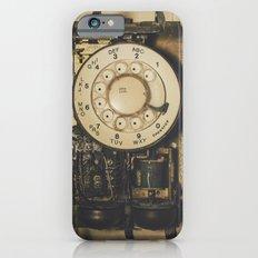 No Dial Tone iPhone 6 Slim Case