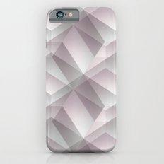light purple 3D pattern Slim Case iPhone 6s
