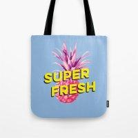 Super Fresh Tote Bag