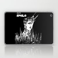 Dark Smile Laptop & iPad Skin