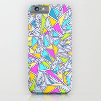 iPhone & iPod Case featuring Abstract #001 by Jason Castillo